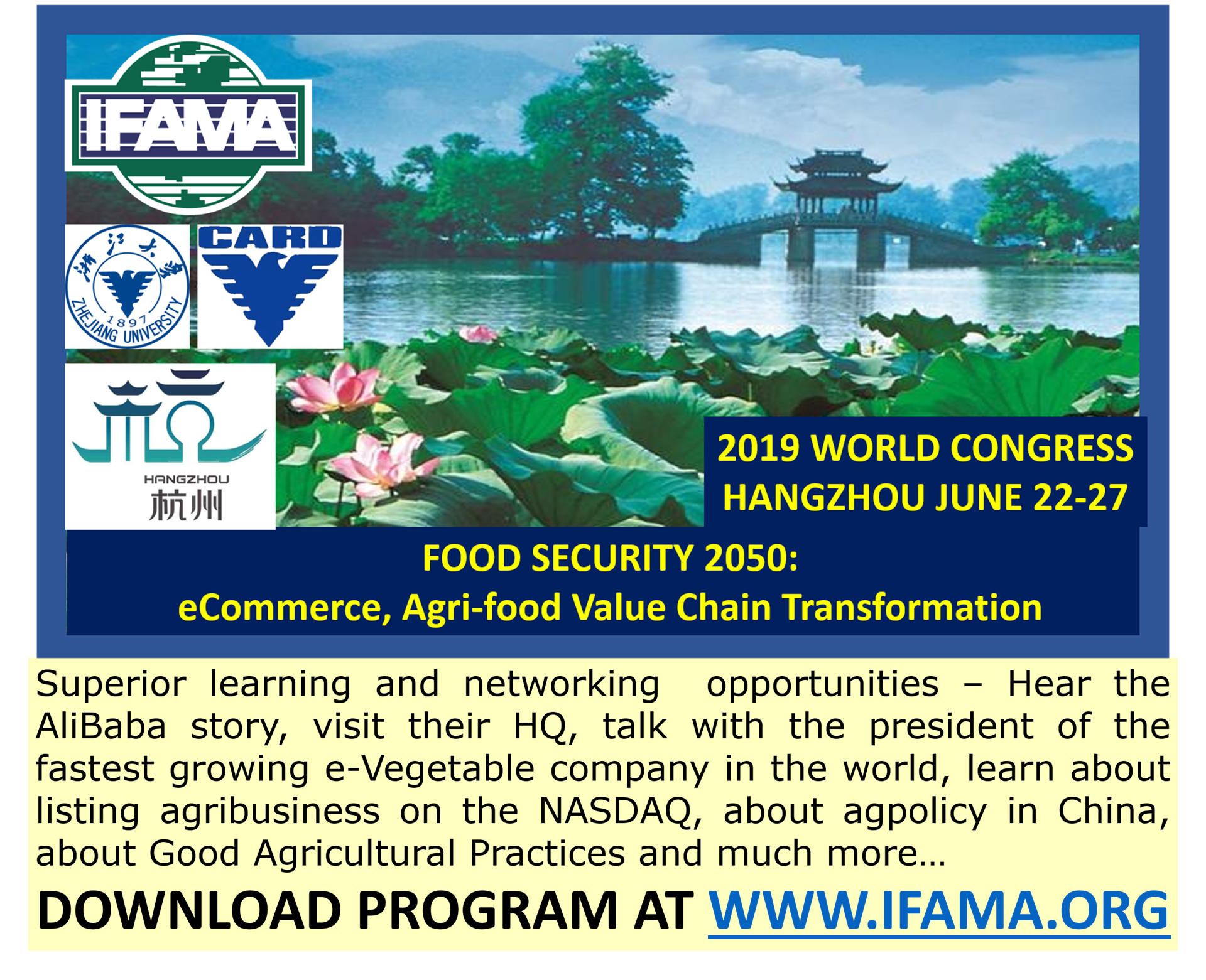 International Food and Agribusiness Management Association (IFAMA